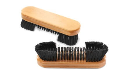 7 inch Table Brush