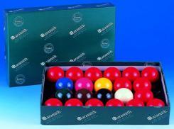 Aramith Premier Snooker Balls