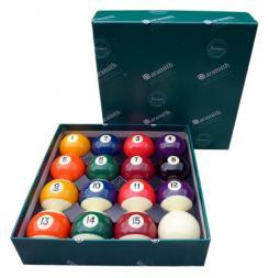 Aramith Premier Spots'n'Stripes Pool Balls