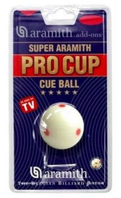 Aramith Pro Cup TV Ball American Pool