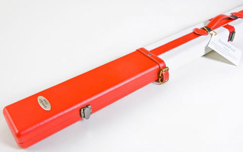 Geordie Red St George Pool Cue Case