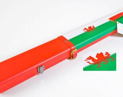 Geordie Welsh Dragon Cue Case