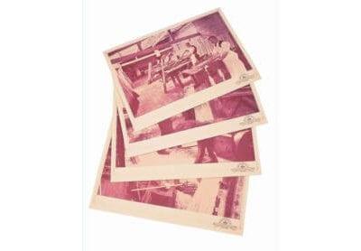 Old Cue Making Prints