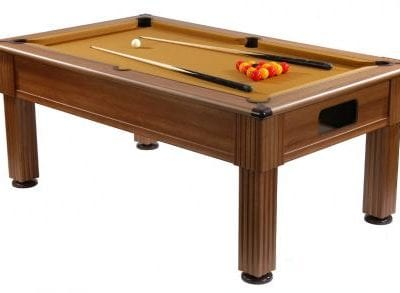 Supreme Pool Slimline Prince Table