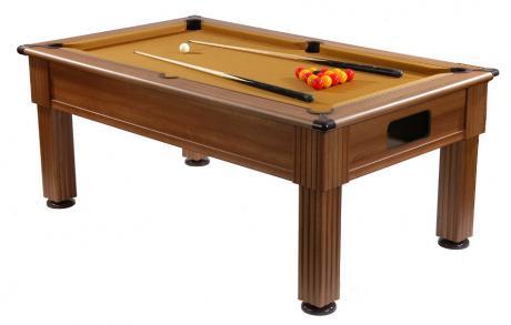 Supreme Pool Slimline Prince Table