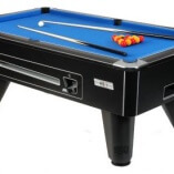 Supreme Pool Winner Pool Table (Black)