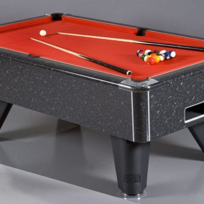 Supreme Pool Winner Pool Table Black Marble
