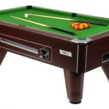 Supreme Pool Winner Pool Table (Mahogany)
