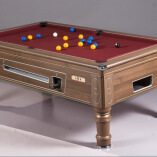 supreme prince pool table Walnut