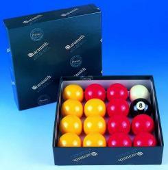 Aramith English League Pool Balls