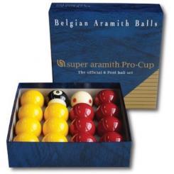 Aramith Super Pro 8 Ball Balls